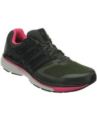 caebca9f3 Adidas Supernova Glide Atr Boost Women s Running Trainers In Black ...