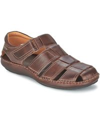 Pikolinos - Tarifa Men's Sandals In Brown - Lyst