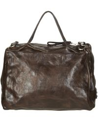 A.S.98 - Netechi Women's Handbags In Brown - Lyst