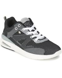 British Knights - Demon Women's Shoes (trainers) In Black - Lyst