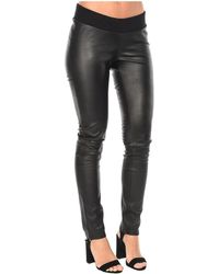 Isabella Oliver - Trousers Rowsley Maternity Leather Legging Black Women's Trousers In Black - Lyst