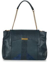 Nat Et Nin - Chiara Women's Shoulder Bag In Blue - Lyst