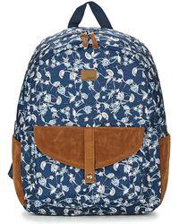Roxy - Carribean J Bkpk Btk9 Women's Backpack In Blue - Lyst