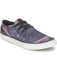 Volcom - Lo Fi Lx Men's Shoes (trainers) In Purple - Lyst