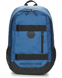 DC Shoes   Clocked Women's Backpack In Blue   Lyst