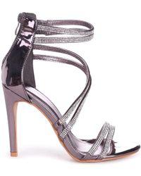 Linzi - Jodie Women's Sandals In Silver - Lyst