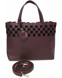 Loeds - Bolso Clara Poli Women's Handbags In Red - Lyst