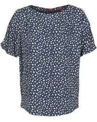 S.oliver - Dirzo Blouse - Lyst