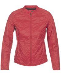 Benetton - Janvoli Women's Jacket In Red - Lyst
