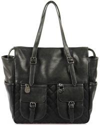 Acqua Di Perla | Aprb26718 Bag Average Accessories Black Men's Bag In Black | Lyst
