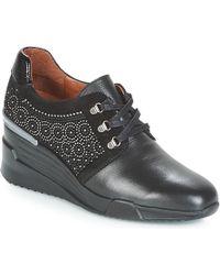Hispanitas - Wassabi Women's Shoes (trainers) In Black - Lyst