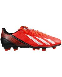 new product 3f96d ed6cf adidas - F10 Trx Fg Men s Football Boots In Red - Lyst