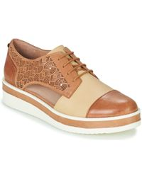 Mam'Zelle - KIONA femmes Chaussures en Marron - Lyst