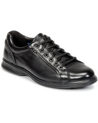Rockport - Dp2 Lite Lace Up Women's Casual Shoes In Black - Lyst