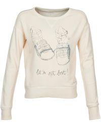 Marc O'polo | Karan Women's Sweatshirt In Beige | Lyst