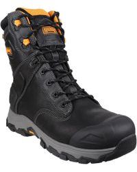 Magnum - Hamburg 8.0 M800957 Men's Walking Boots In Black - Lyst