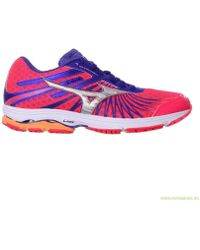 Mizuno - Wave Sayonara 4 Women's Shoes (trainers) In Red - Lyst