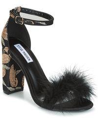 Steve Madden - Carabu Women's Sandals In Black - Lyst