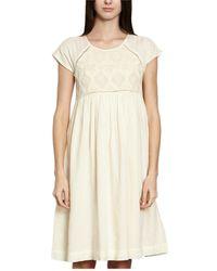 Polder - Apple Dress 38814 Beige Women's Dress In Beige - Lyst
