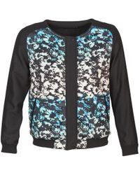 Color Block - Alma Women's Jacket In Blue - Lyst