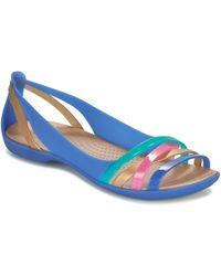 Crocs™ - Isabella Huarache 2 Womens Casual Shoes - Lyst