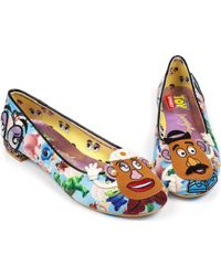 Irregular Choice - Keep Em Together Women's Shoes (pumps / Ballerinas) In Multicolour - Lyst