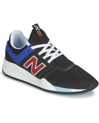 283c7efe0485b New Balance Ml574 Men's Shoes (trainers) In Black in Black for Men ...