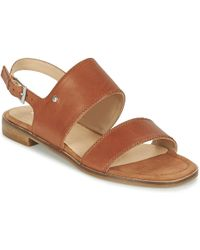 Marc O'polo - Mikilop Women's Sandals In Brown - Lyst