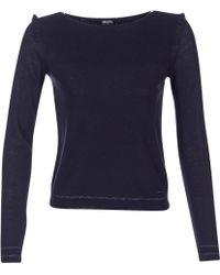 Armani Jeans - Jaudi Women's Jumper In Blue - Lyst