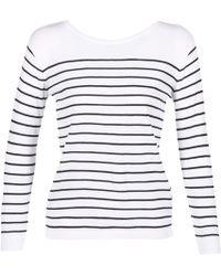 Moony Mood - Gerisolo Women's Sweater In White - Lyst