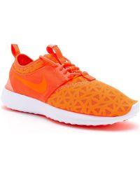 8ba161833506 Nike - Juvenate Women Trainers In Total Crimson Orange 724979 802 Women s  Shoes (trainers)