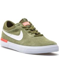 Nike - Sb Koston Hypervulc Men's Shoes (trainers) In Green - Lyst
