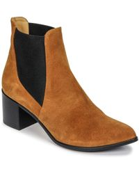 Emma Go - Gunnar Low Ankle Boots - Lyst