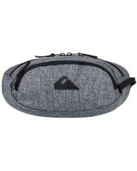 Quiksilver - Jungler 2.5 L - Ri Men's Bag In Grey - Lyst