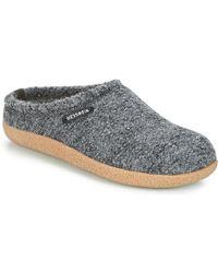 Giesswein - Veitsch Women's Slippers In Grey - Lyst