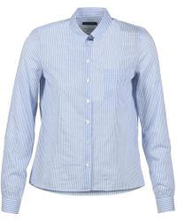 Marc O'polo - Deuzia Women's Shirt In Blue - Lyst