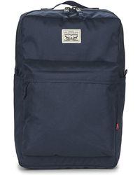 Levi's | Levis Sarap Men's Backpack In Blue | Lyst