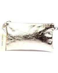 Toscanio - 855 Women's Handbags In Gold - Lyst