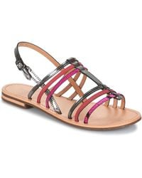 Geox - Sozy H Women's Sandals In Pink - Lyst