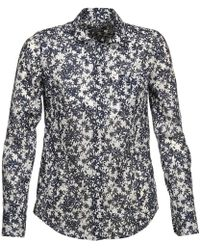 Marc O'polo - Fabiola Women's Shirt In Blue - Lyst