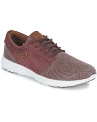 Supra - Hammer Run Ns Women's Shoes (trainers) In Red - Lyst