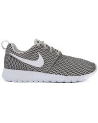 quality design c33d3 1b2a6 Nike - Roshe One Gs Women s Shoes (trainers) In White - Lyst