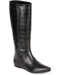 Roberto Cavalli - Sps749 Women's High Boots In Black - Lyst