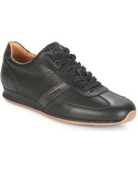BOSS by Hugo Boss - Orland Lowp Tb Men's Shoes (trainers) In Black - Lyst