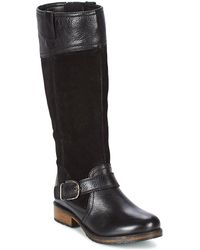 Lotus - Breeze Women's High Boots In Black - Lyst