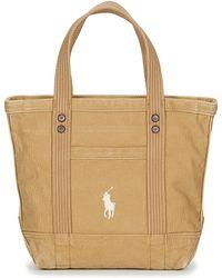 Lauren By Ralph Lauren Chadwick Women s Shopper Bag In Multicolour ... 46c034226f300