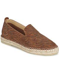 Betty London - Pupila Women's Slip-ons (shoes) In Brown - Lyst