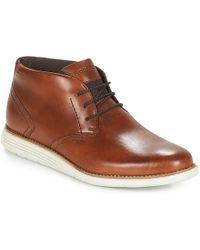 Rockport - TMSD CHUKKA hommes Boots en Marron - Lyst