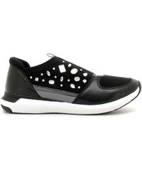 GAUDI - V64-64920 Trainers Women Black Women s Walking Boots In Black - Lyst a67c1dc2607