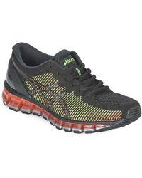 Asics - Gel-quantum 360 2 Women's Running Trainers In Black - Lyst